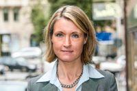 Therese Wieselqvist Ekman ansvarar för finansiell folkbildning på Finansinspektionen (FI).