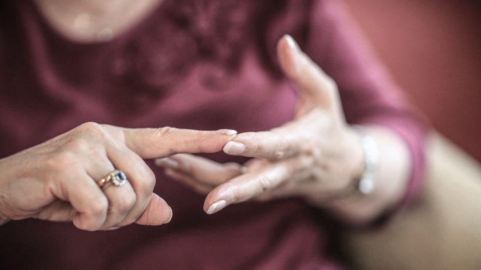 Det kan vara befriande att få sin demensdiagnos, menar forskaren Margareta Skog.