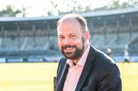 Svenska friidrottsförbundets ordförande Johan Storåkers.