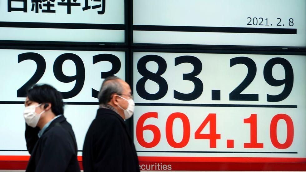 Japan har länge haft låg tillväxt, något som har avskräckt sparare. Arkivbild.
