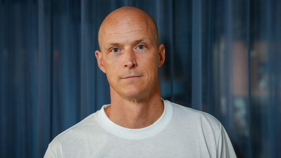 Johan Wallberg anser att OS borde ställts in. Arkivbild.