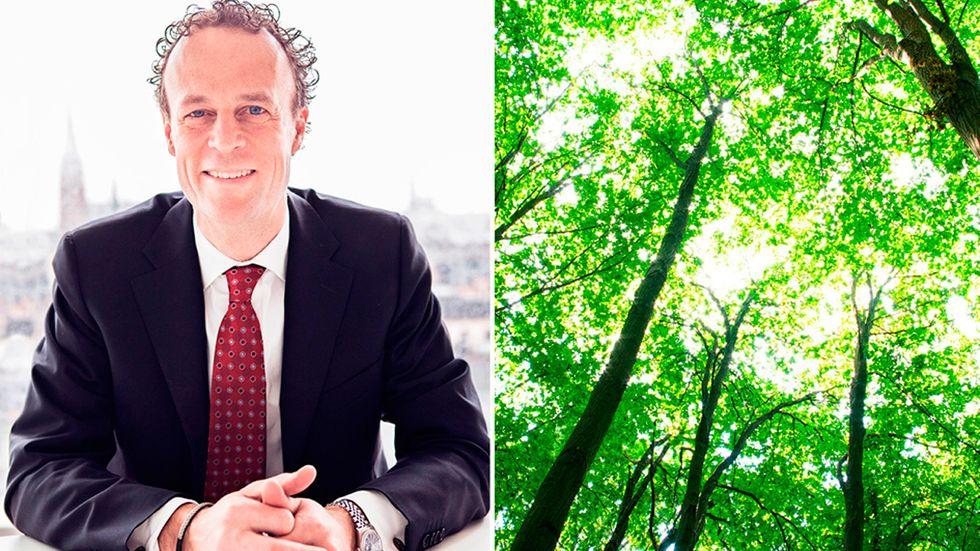 PO Nilsson är förvaltare av fonden Realinvest.
