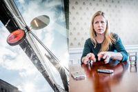 Swedbank och Kinnevik, med Cristina Stenbeck, rapporterar i dag.