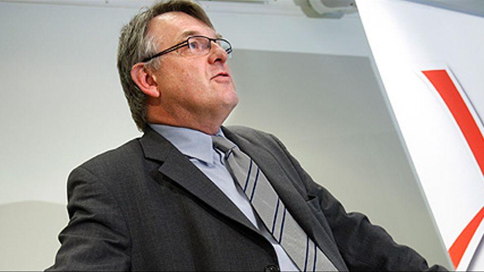 Broderskapsrörelsens ordförande Peter Weiderud