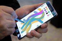 Samsungs Galaxy Note 7.
