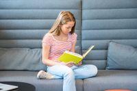 Rätt guidning kan få barn att självmant plocka upp boken livet ut.