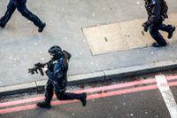 I november ifjol knivhöggs flera personer på London Bridge, varav två avled. Den 28-årige gärningsmannen hade avtjänat ett fängelsestraff för terrorism och släppts 2018.