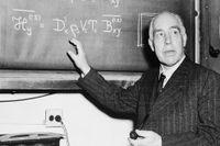 Niels Bohr, pristagare 1922, är utan tvekan den mest framstående och den ende världsberömde av de 13 danska Nobelpristagarna.