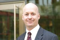 Mike Winnerstig, säkerhetspolitisk analytiker på FOI.
