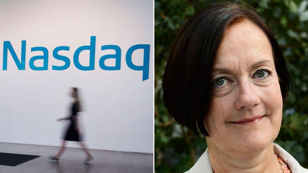 Ingela Gabrielsson, privatekonom på Nordea