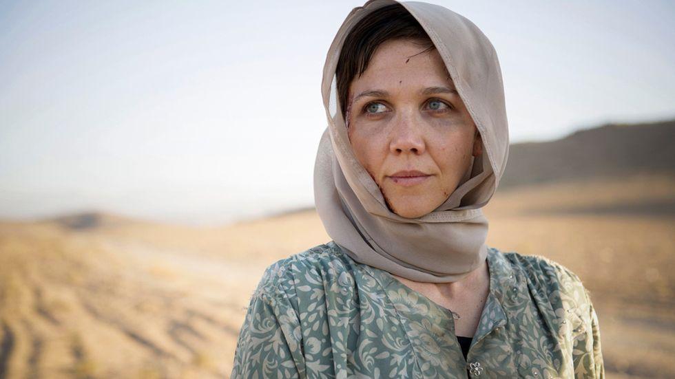 "Maggie Gyllenhall i ""The Honourable Woman""."