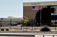 Industrikonglomeratet Honeywell sänker helårsprognosen. Arkivbild