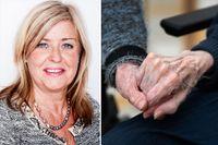 """""""Hur nöjd du blir på äldre dar beror på var i landet du bor och vem som jobbar där"""", menar äldreforskaren Karin Josefsson."""