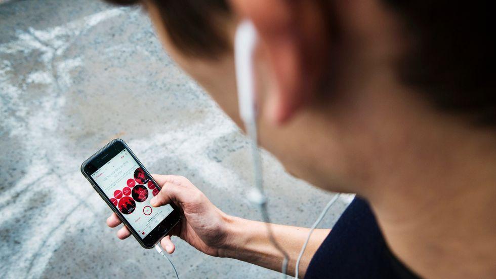 Apple har köpt strömningstjänsten Primephonic. Arkivbild.