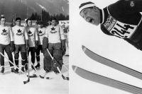 Den olympiska stilen – då och nu