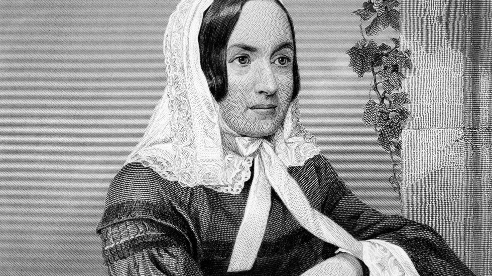 Fredrika Bremer (1801–1865) introducerade den moderna romanen i Sverige.