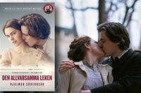 """Hjalmar Söderbergs roman """"Den allvarsamma leken""""  blev film igen förra året i regi av Pernilla August."""