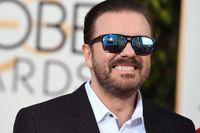 Ricky Gervais. Arkivbild.