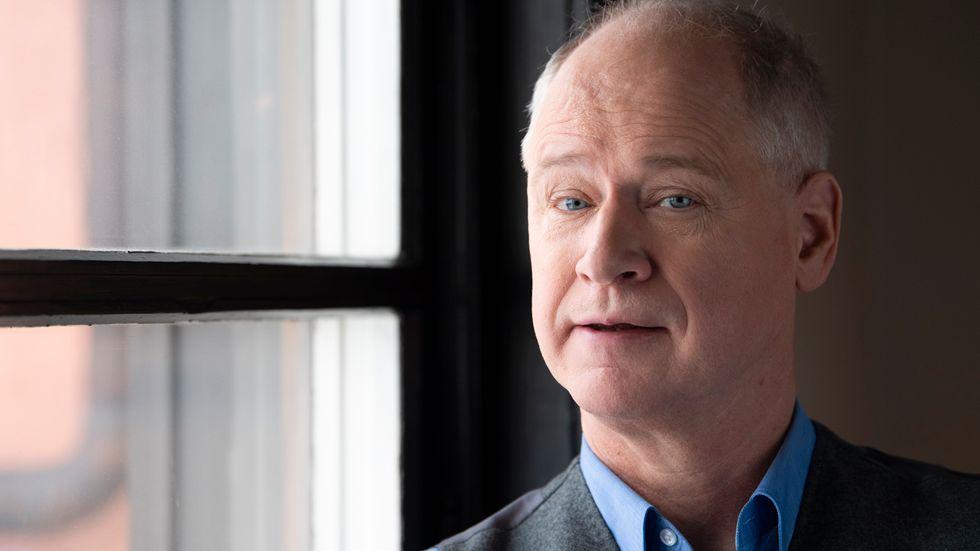 Robert Gustafsson ska spela Stig Engström i en ny serie för Netflix. Arkivbild.