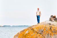 Anders Omstedt, professor emeritus i oceanografi på Göteborgs universitet.