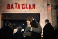 Attentatet i Paris för två år sedan dödade 130 personer och skadade flera hundra, de flesta av dem inne i konsertlokalen Bataclan. (Arkivbild)