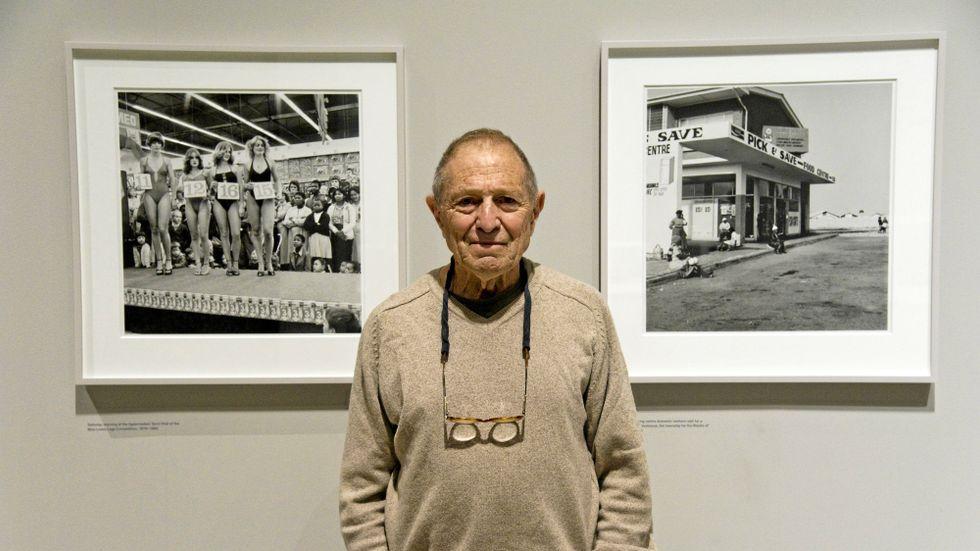 Fotografen David Goldblatt skildrade Sydafrikas apartheid. 2006 tilldelades han det prestigefyllda Hasselbladspriset. David Goldblatt dog den 25 juni.