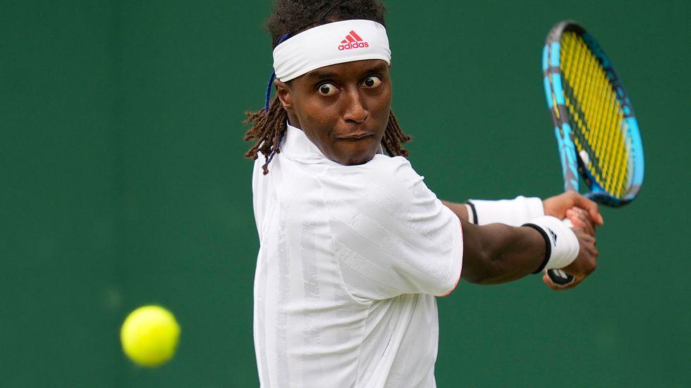 """Mikael Ymer i Wimbledon. """"Tennisspelare lever omkring tio år längre"""", säger överviktsforskaren Erik Hemmingsson."""