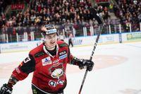 Fredrik Händemark kan komma att inleda säsongen i SHL. Arkivbild.