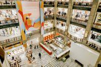 Av 280 beslut om hyresstöd i Stockholm är 67 från butiker i NK-varuhuset.