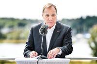 Socialdemokraterna räknar med att välja en ny partiledare under kongressen i november.
