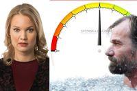 Emma Frans reder ut: Är kalla bad bra för hälsan?