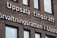 En väktare i Uppsala misstänks ha våldtagit en ung kvinna i en galleria medan han var i tjänst. Arkivbild.