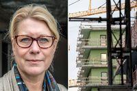 Catharina Elmsäter-Svärd, vd på Sveriges Byggindustrier.