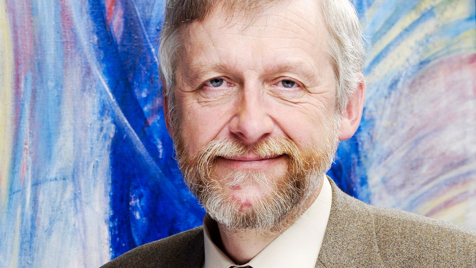 Utredaren Christer Romilson, tidigare ordförande för Lärarförbundet och OFR, Offentliganställdas förhandlingsråd.