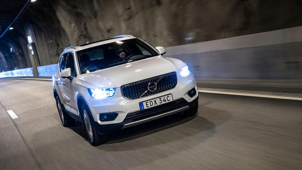 Volvo Cars uppges vara allt närmare en börsnotering. Arkivbild.