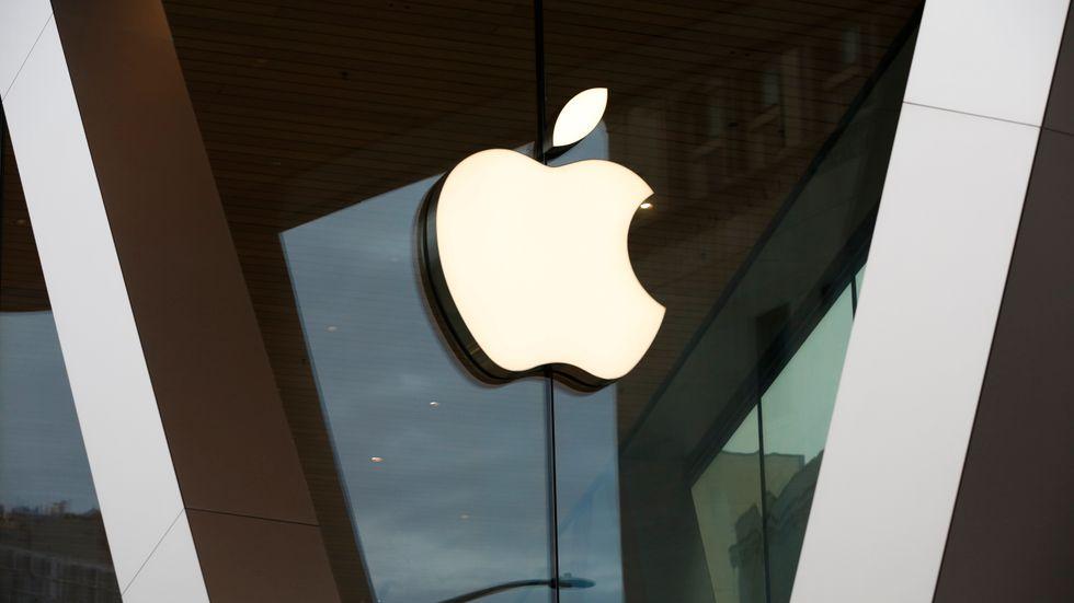 Apples gjorde en vinst på 187 miljarder kronor på tre månader. Arkivbild.
