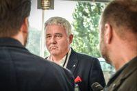 """Centerns gruppledare Anders W Jonsson säger till SvD att lägesbilden kring mannen som kallar sig """"Egor Putilov"""" har skärpts."""
