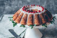 Baka till jul – mjuk kaka och saffransgömma