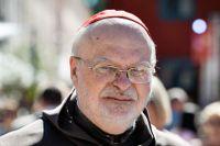 Katolska kyrkans biskop och kardinal Anders Arborelius.