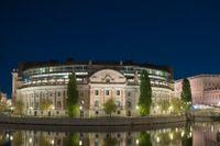 Riksdagspartiernas gruppledare ska träffas på onsdag.
