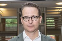 Lars Strannegård.