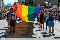 För femte gången går AIK med i Prideparaden på lördagen.