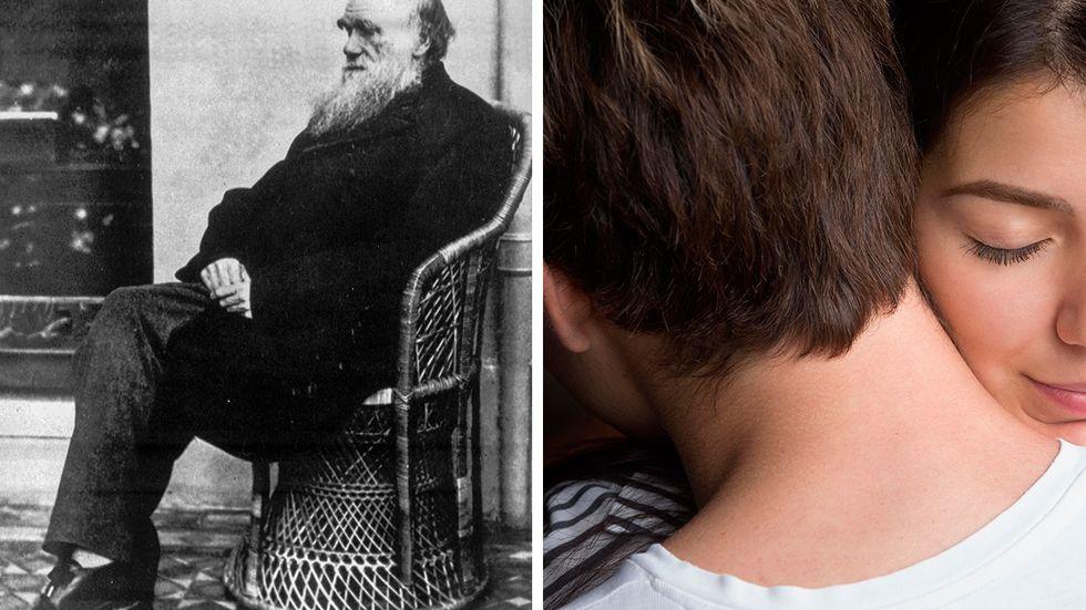 """Charles Darwin funderade över medkänsla och sorg: """"Sympati är vår starkaste instinkt, starkare än egenintresset."""