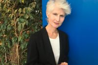 Anna Maria Corazza Bildt (M), ledamot i Europaparlamentet. Arkivbild.