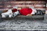 Stockholm stad satsar på fler härbärgen i vinterkylan för att tiggare ska slippa sova utomhus i minuskylan.