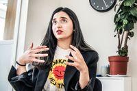 Farida al-Abani är en av två partiledare för Feministiskt initiativ som haft en ledamot – Soraya Post – i EU-parlamentet.