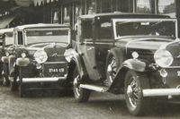 Bild från 4 juli 1930 vid Grand Hotel i Stockholm.