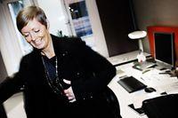Lena Larsson, ny vd för Handelns Utredningsinstitut, HUI.