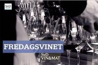 Sex goda viner som lanseras i små partier den 8 mars