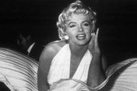 En staty föreställandes Marilyn Monroe har stulits från Hollywood Walk of Fame. Arkivbild.